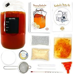 Kombucha Starter Kit By Grow Your Pantry