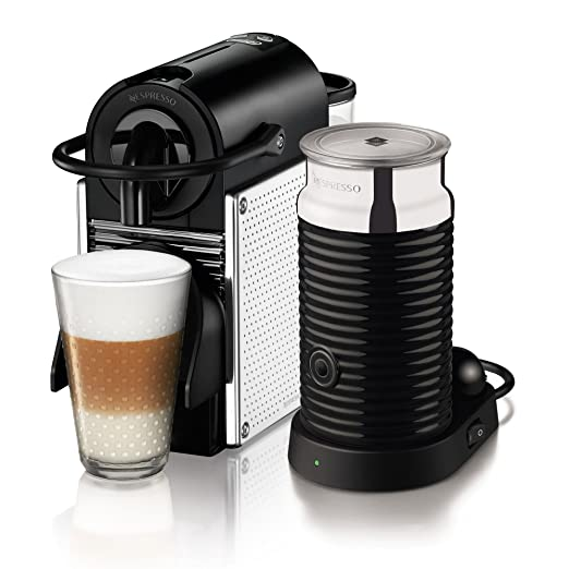 DeLonghi EN 125.MAE Nespresso Pixie - Cafetera: Amazon.es: Hogar