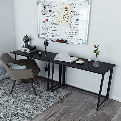 32Inch Folding Computer Desk Writing Folding Laptop Table Desk Small Collapsible Desk - a good cheap home office desk