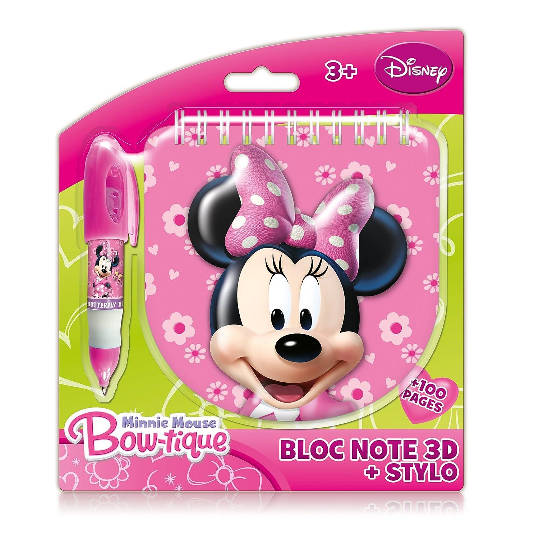 DArpeje - Cuaderno para colorear Minnie Mouse (CDIM007): Amazon.es ...