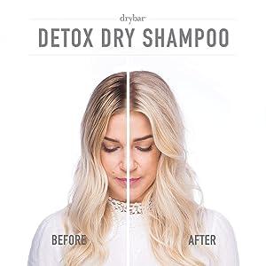 Detox Dry Shampoo