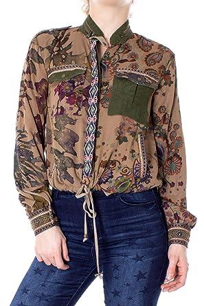 Accessoires Desigual Et FemmeVêtements FemmeVêtements Et Blouson Desigual Blouson CoeWxrdB