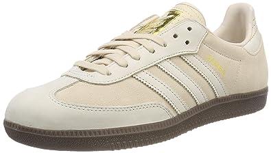 new styles d0e88 7c27d Adidas Samba Mens Sneakers Natural