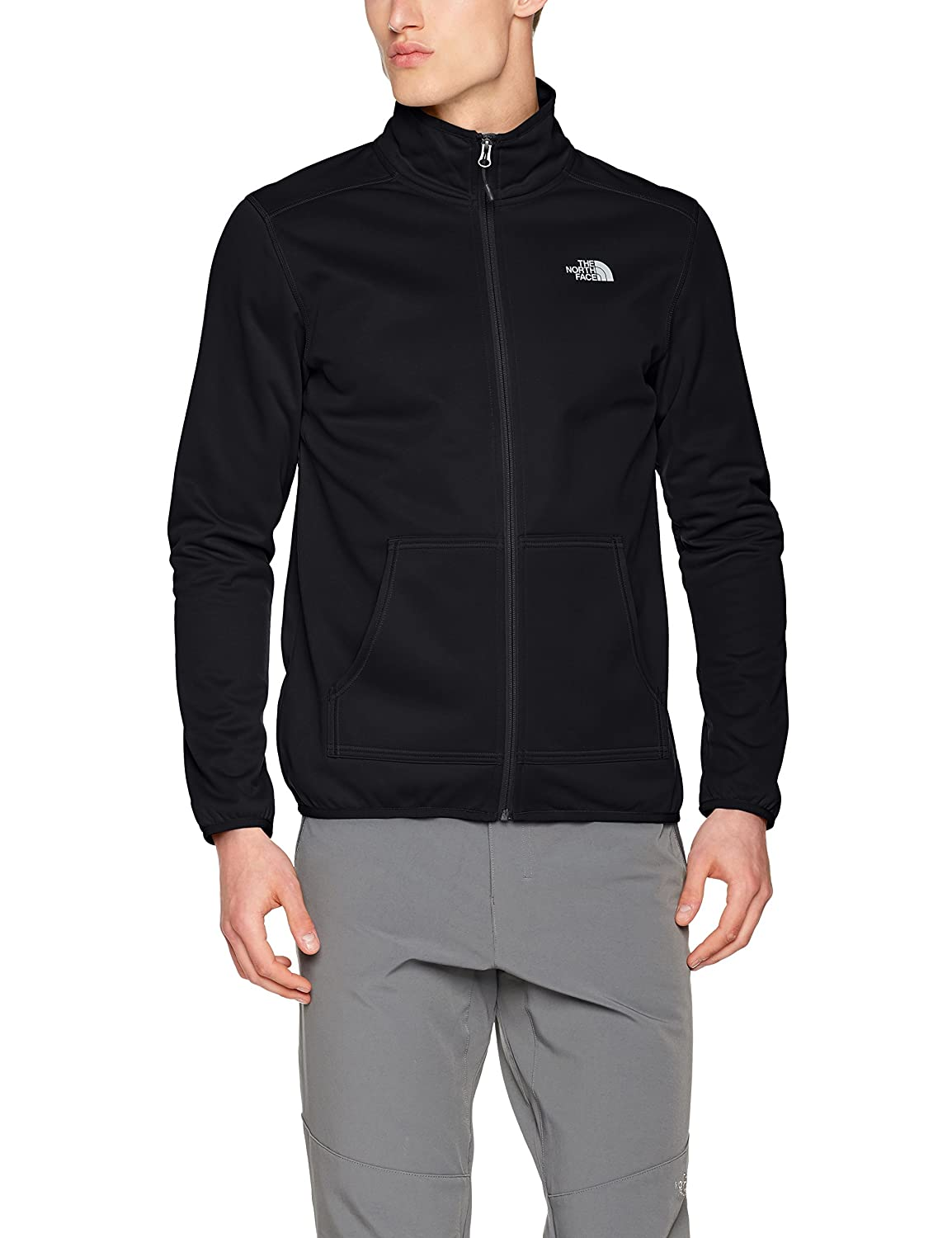 TALLA L. The North Face Tanken Full Zip Chaqueta, Hombre