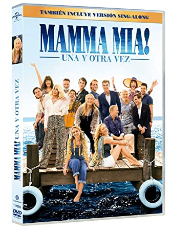Mamma Mia! Una Y Otra Vez [DVD]: Amazon.es: Lily James, Amanda ...