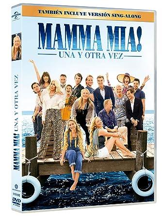 Mamma Mia! Una Y Otra Vez [DVD]: Amazon.es: Lily James, Amanda ...