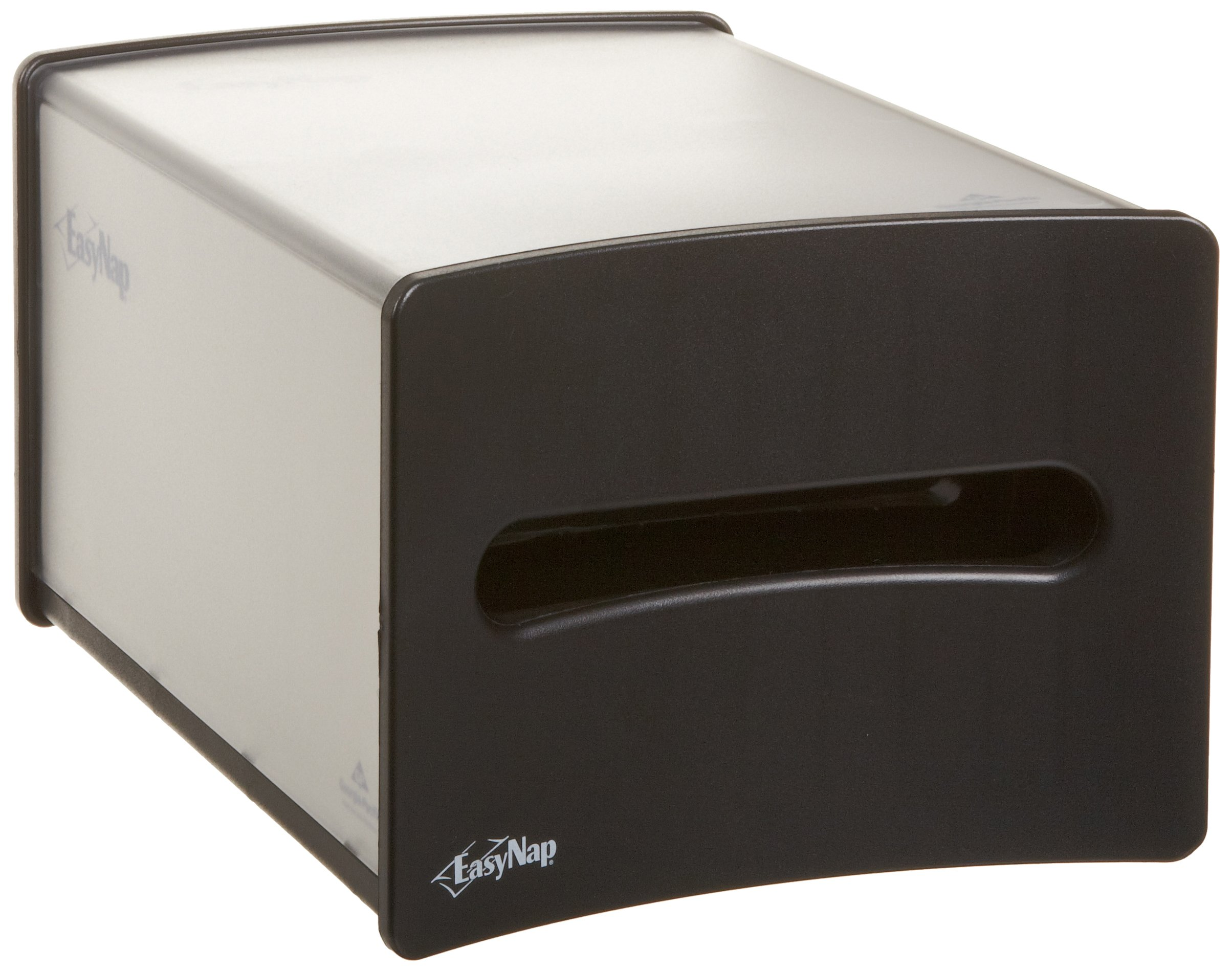 Dixie Ultra 54510 Counter Top Napkin Dispenser 9.25'' Width x 7.25'' Height x 13.62'' Depth, Black, (1 Each)