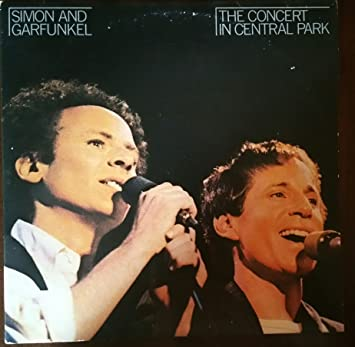 Image result for Simon And Garfunkel – The Concert In Central Park