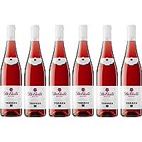 De Casta, Vino Rosado - 6 botellas