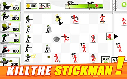 Amazon.com: Stickman Army : The Defenders: Appstore para Android