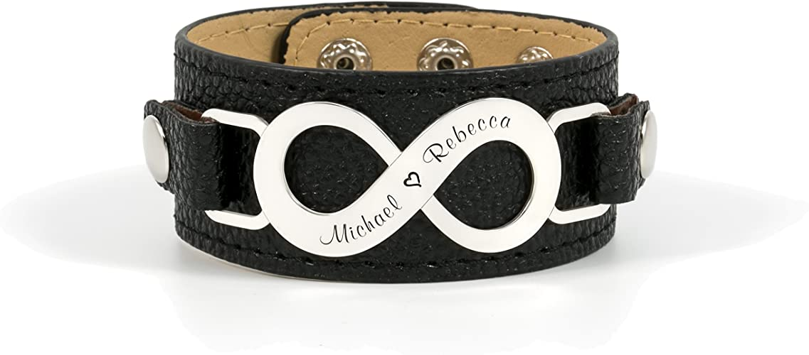 Womens Leather Belt Personalized with your Name or Phrase at no extra charge