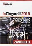Lo Zingarelli 2019. Vocabolario della lingua italiana. Plus digitale. Con DVD-ROM. Con Contenuto digitale (fornito elettronicamente)