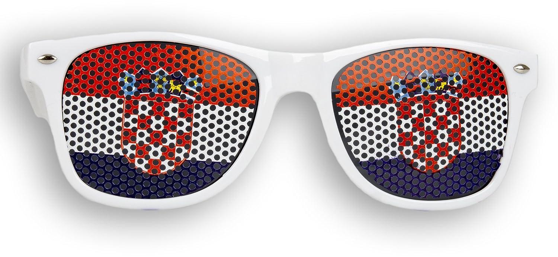 10 x - Fanbrille - Sonnenbrille WzU4AN