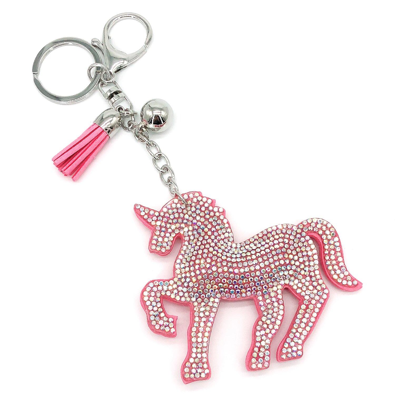 Amazon.com: Elesa Miracle niña mujer brillante unicornio ...
