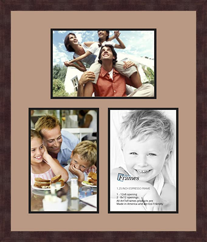 Contemporary Photo Frames 12x8 Inches Crest - Framed Art Ideas ...
