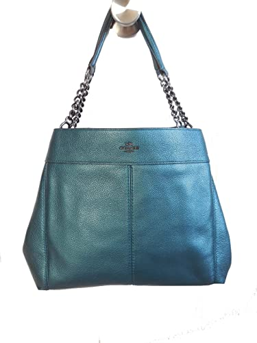 249a017f66d4 COACH LEXY CHAIN SHOULDER BAG