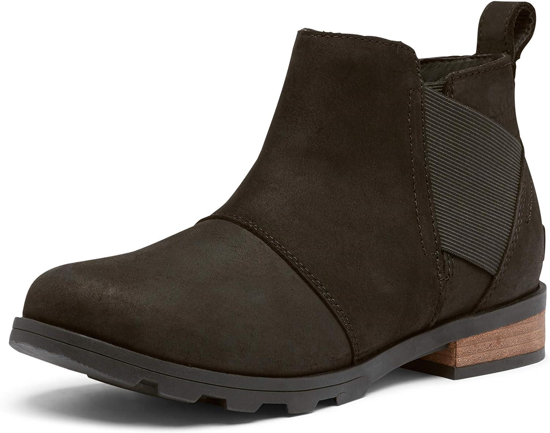 Emelie Chelsea Waterproof Ankle Boots