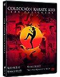 Karate Kid 1-4 (Edición 2017) [DVD]