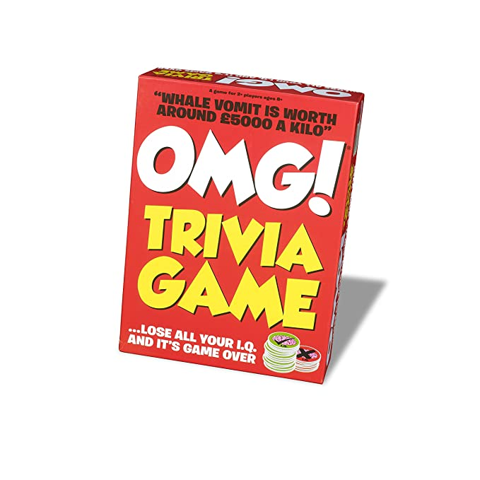 paul lamond omg the trivia game amazoncouk toys games