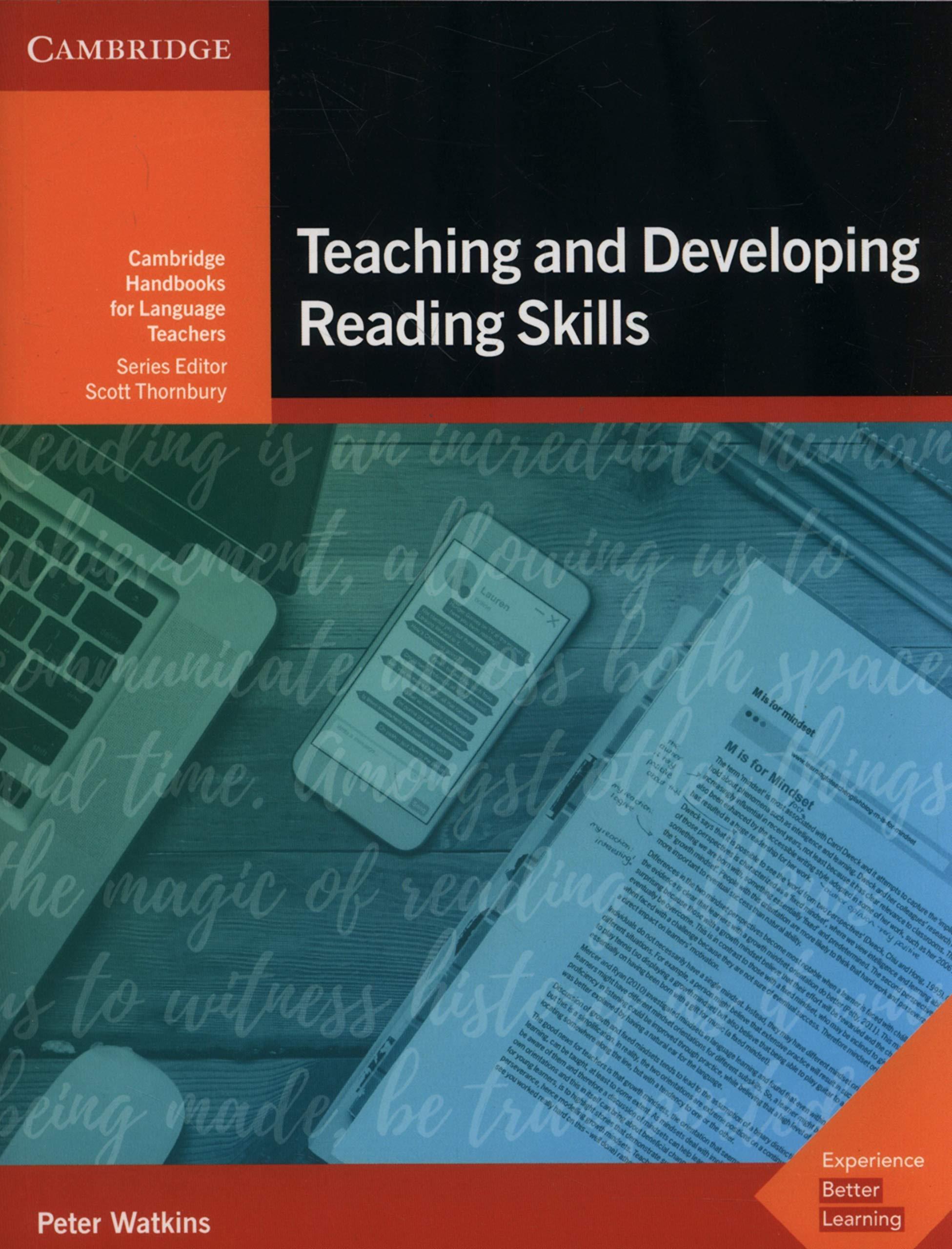 Teaching and Developing Reading Skills: Cambridge Handbooks