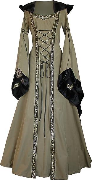 Dornbluth Damen Mittelalterkleid Sophia Made in Germany