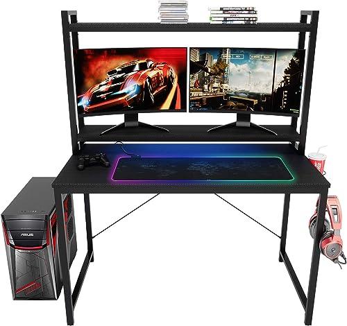 Reviewed: Bestier RGB Gaming Desk