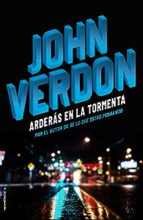 Arderás en la tormenta (Serie David Gurney) (Spanish Edition)