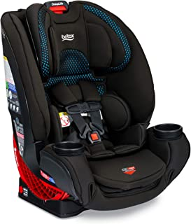 product image for Britax One4Life ClickTight All-In-One Car Seat – 10 Years of Use – Infant, Convertible, Booster – 5 to 120 Pounds + Cool Flow Ventilating Fabric, Cool Flow Teal [Amazon Exclusive]