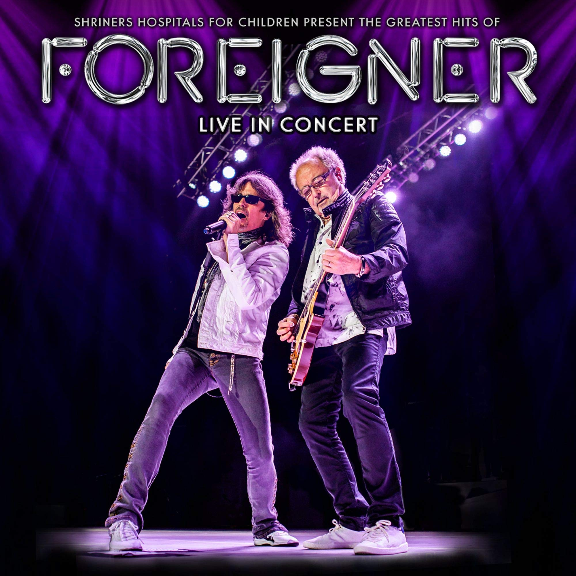CD : Foreigner - Greatest Hits Of Foreigner Live In Concert (CD)