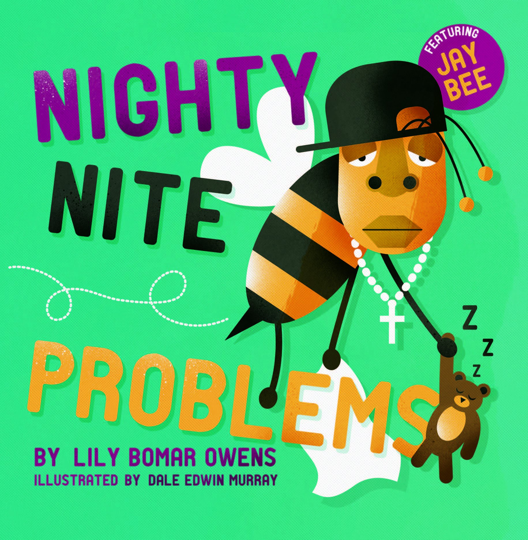 763c040c7a Nighty Nite Problems Board book – October 1