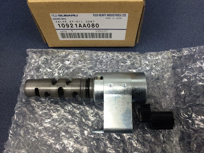 OEM 2006 - 2010 Subaru Legacy GT Forester XT WRX STI Válvula de control de aceite 10921 AA080: Amazon.es: Coche y moto