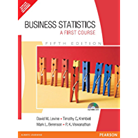 Business Statistics: A First Course, 5/e (English Edition)