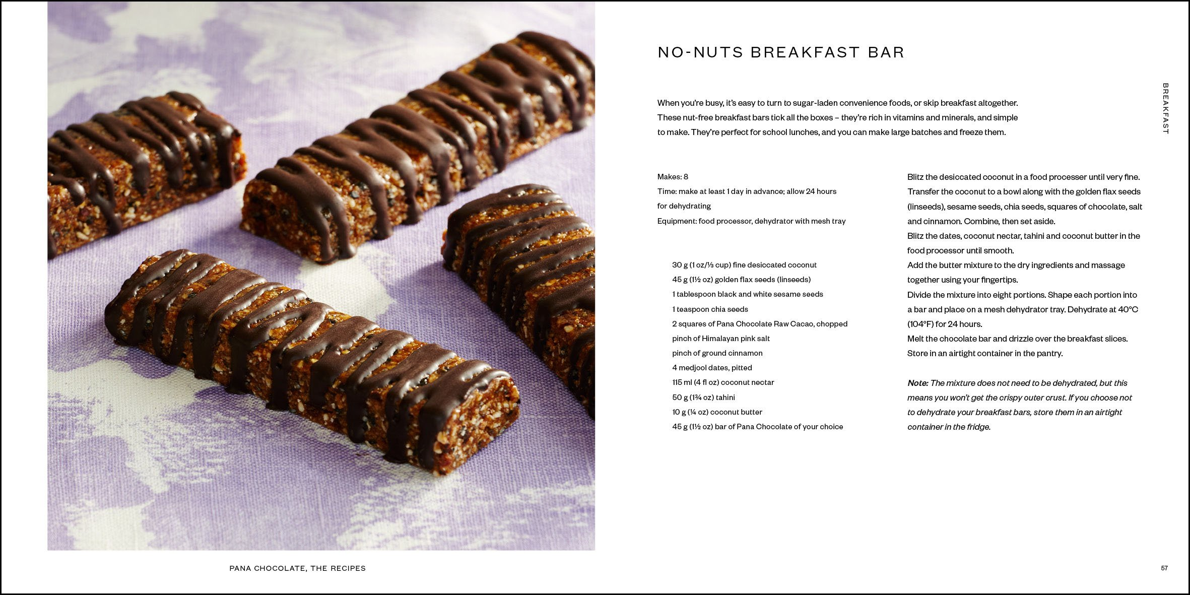 Pana Chocolate, The Recipes: Raw. Organic. Handmade. Vegan.: Pana ...