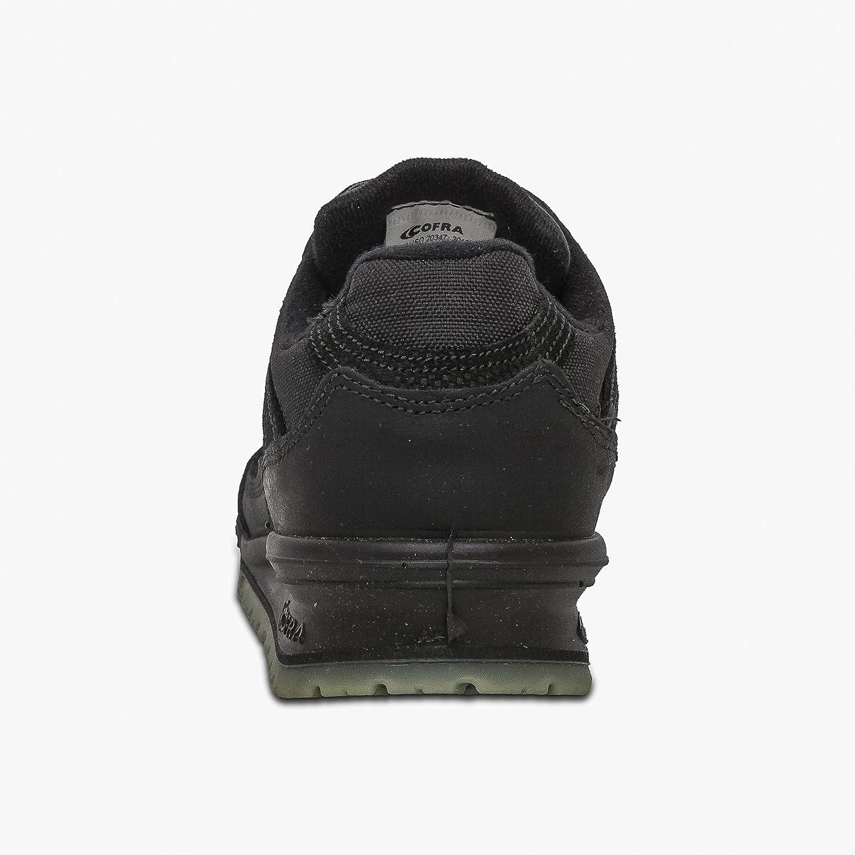 Noir Cofra 78611-000.W42 Chaussures de s/écurit/é Koblet O2 SRC Fo Taille 42