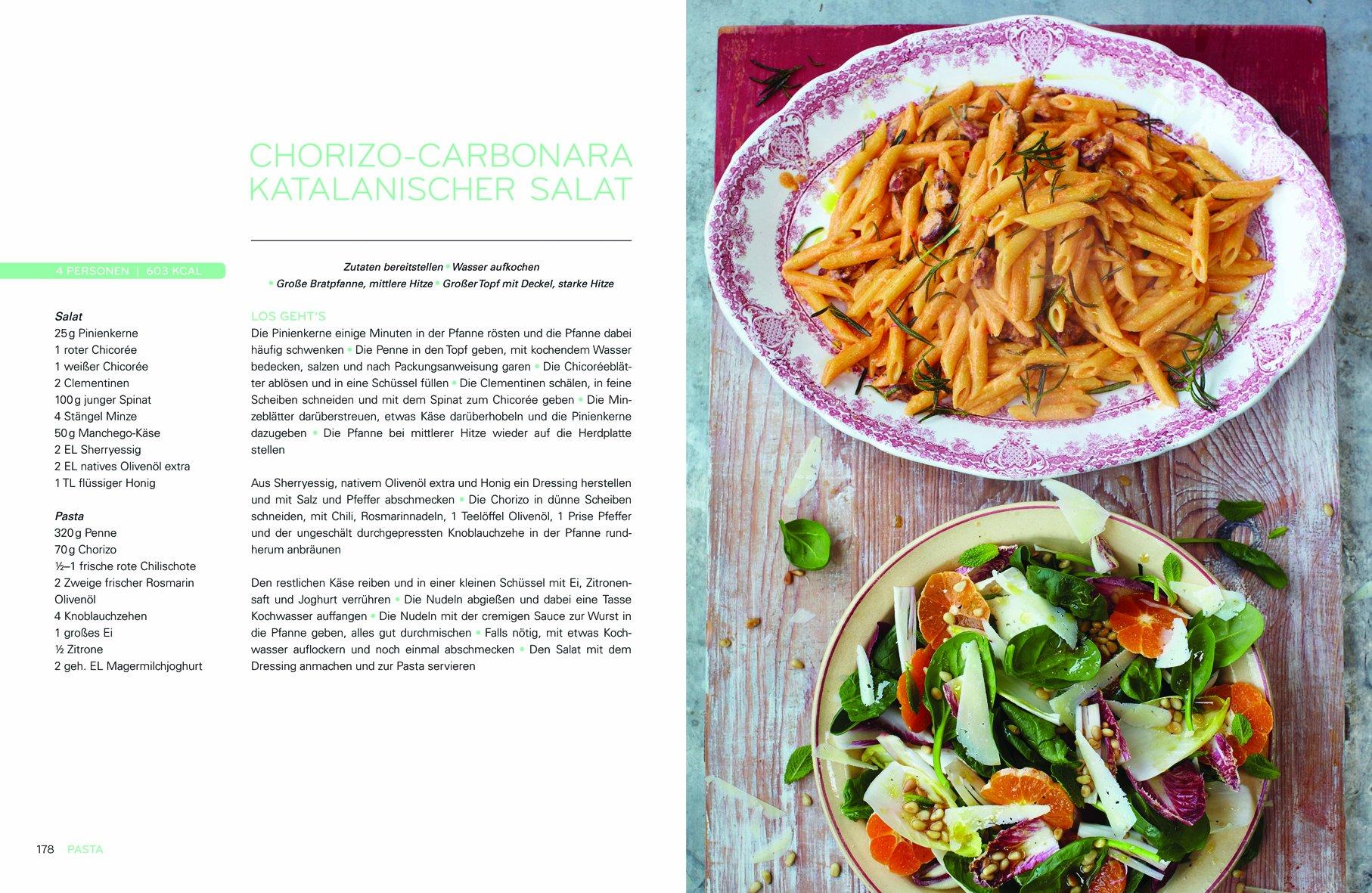 Jamies 15-Minuten-Küche: Blitzschnell, gesund und ...