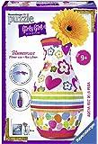 """Ravensburger 12057 4 """"Vase Agatha Ruiz De La Prade"""" 3D Puzzle (216-Piece)"""