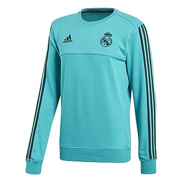 adidas Línea Real Madrid Sudadera, Hombre: Amazon.es: Deportes y aire libre