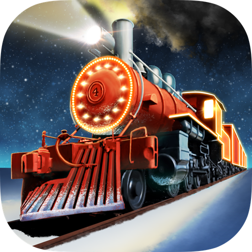 (Christmas Train 3D - Breathtaking Journey)