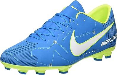 jefe Evaluación desastre  Amazon.com   Nike Youth Neymar Mercurial Vapor XI FG [Armory Blue] (5.5Y)    Soccer