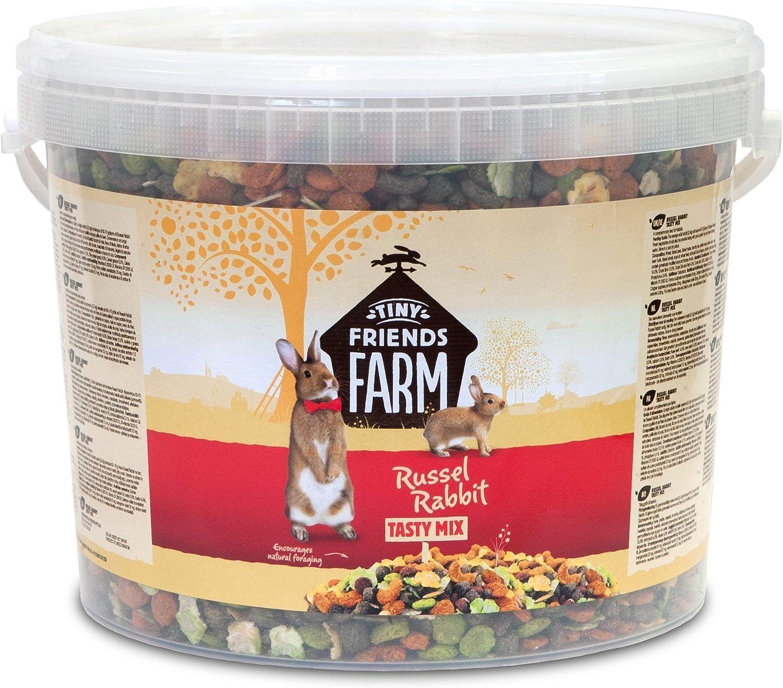 Supreme Tiny Friends Farm Russel Rabbit Tasty Mix -8.8 lbs