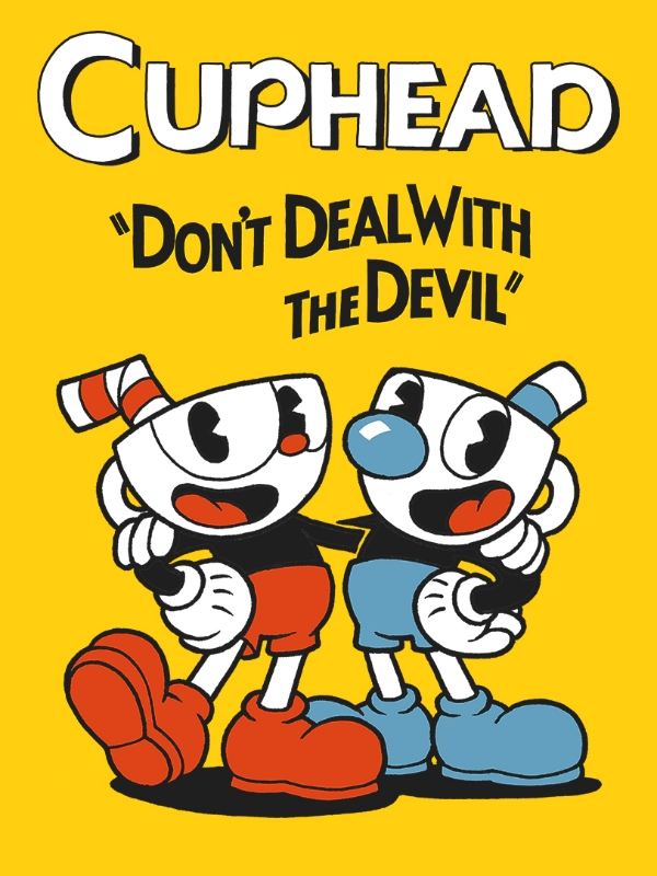 Cuphead box art