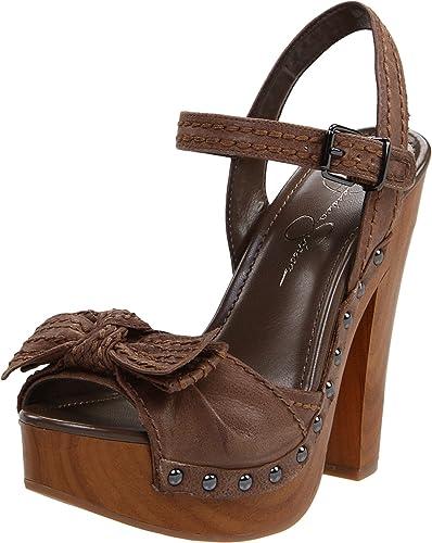 a04c3c805d3f Jessica Simpson Women s Terrii Platform Sandal