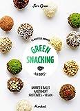 Green snacking: Barres et balls hautement protéinées + vegan