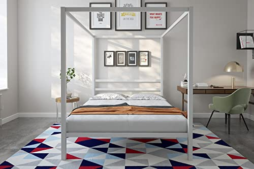 DHP Modern Canopy Bed