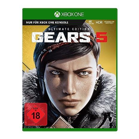 Gears 5 - Ultimate Edition - Xbox One [Importación alemana]: Amazon.es: Videojuegos