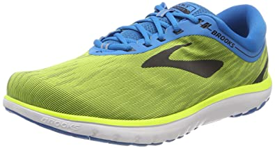 fcf0c8978ee Brooks Men s s PureFlow 7 Running Shoes  Amazon.co.uk  Shoes   Bags
