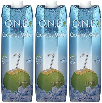 O.N.E. Coconut Water - 33.81 oz - 3 ct
