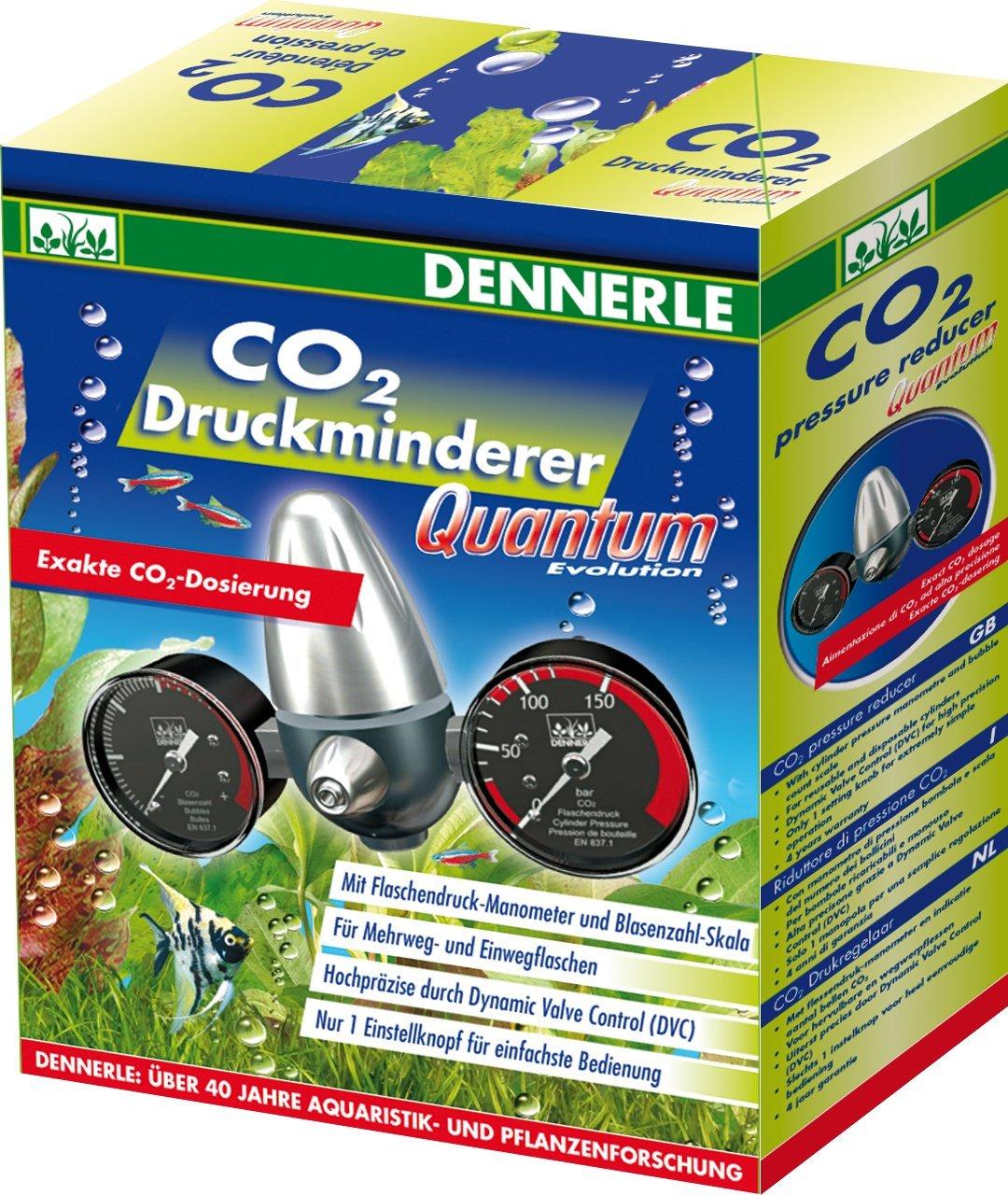 Dennerle 7004015 CO2 Druckminderer Quantum