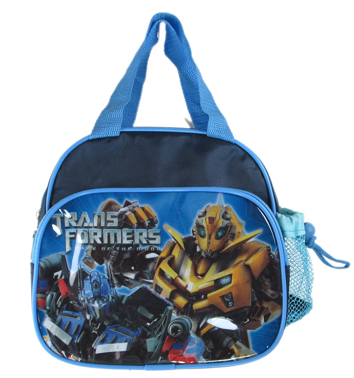 Lunch Bag Insulated Transformers Optimus Prime Bumble Bee NEW
