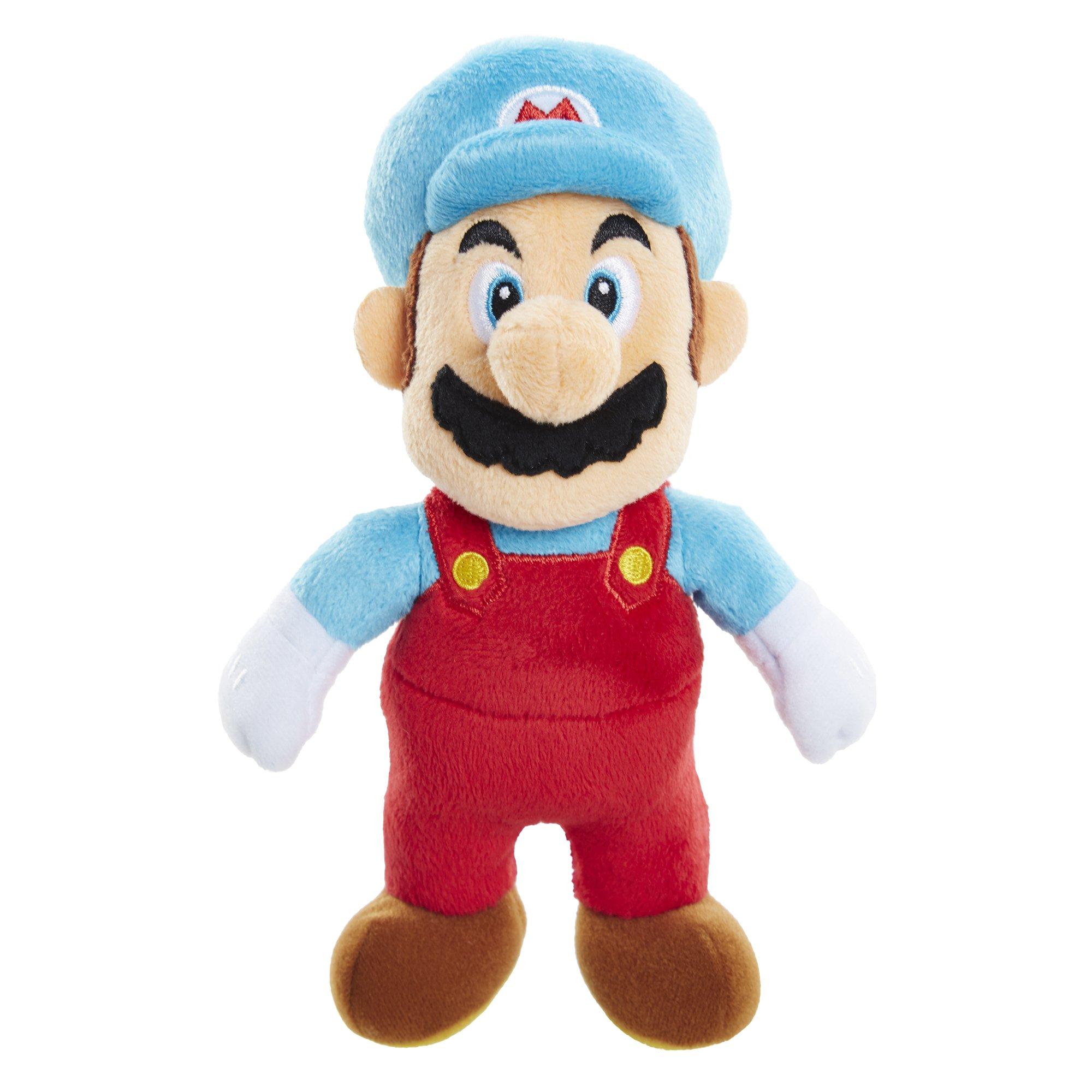 NINTENDO World of Nintendo Ice Mario Plush